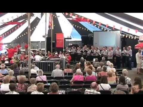 Marken Fanfare Juliana - Zeemansliederen Medley