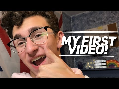My First YouTube Video?!