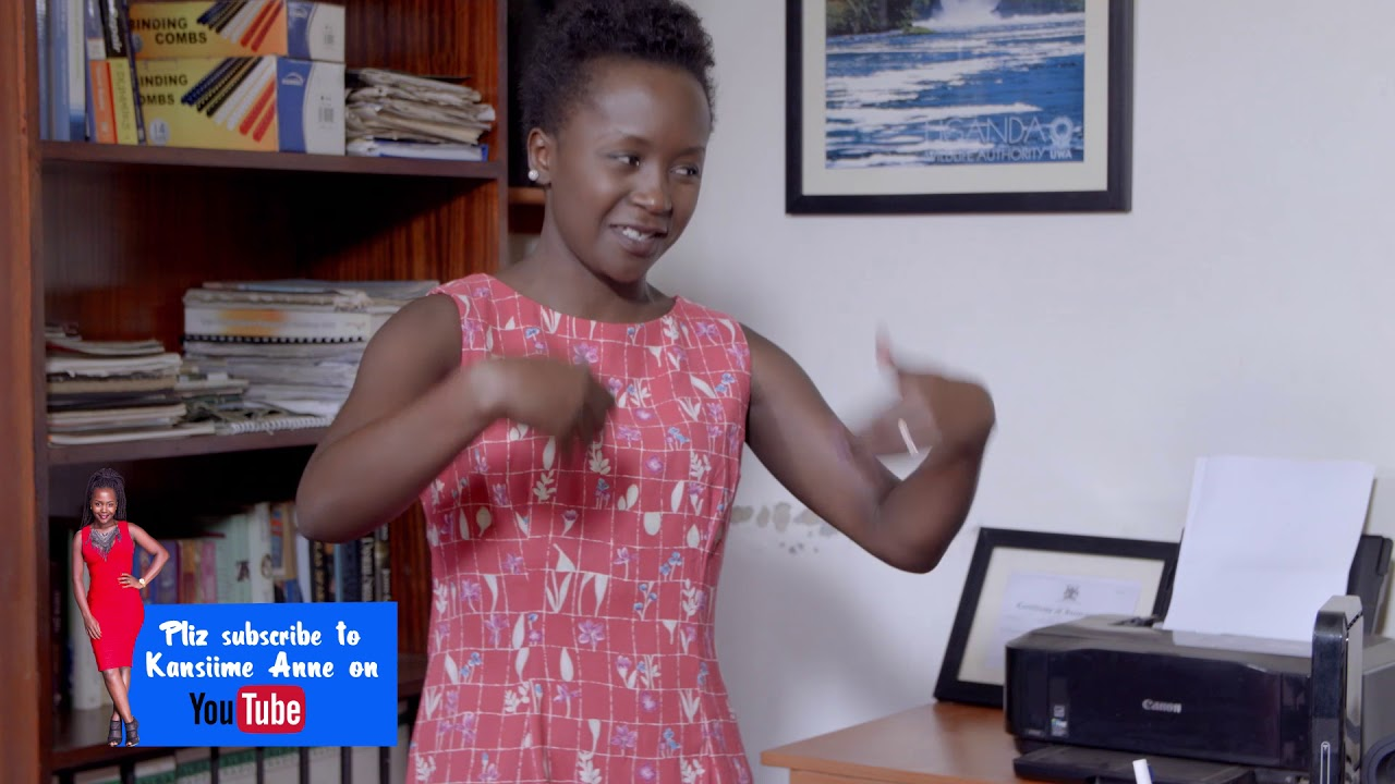 Labour day Accountability. Kansiime Anne. African Comedy.