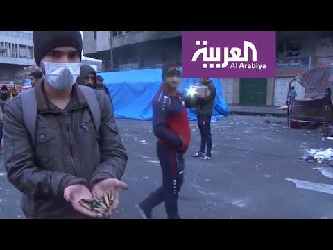 بعد ارتفاع أعداد قتلى التظاهرات.. تفاعل كبير مع وسم- أنقذوا حياة العراقيين-  - نشر قبل 10 ساعة
