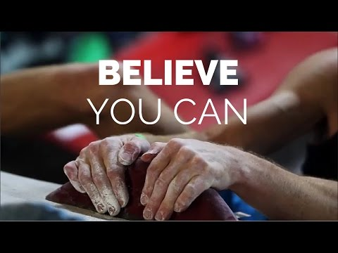 Believe You Can Motivational Speech and Motivational Video