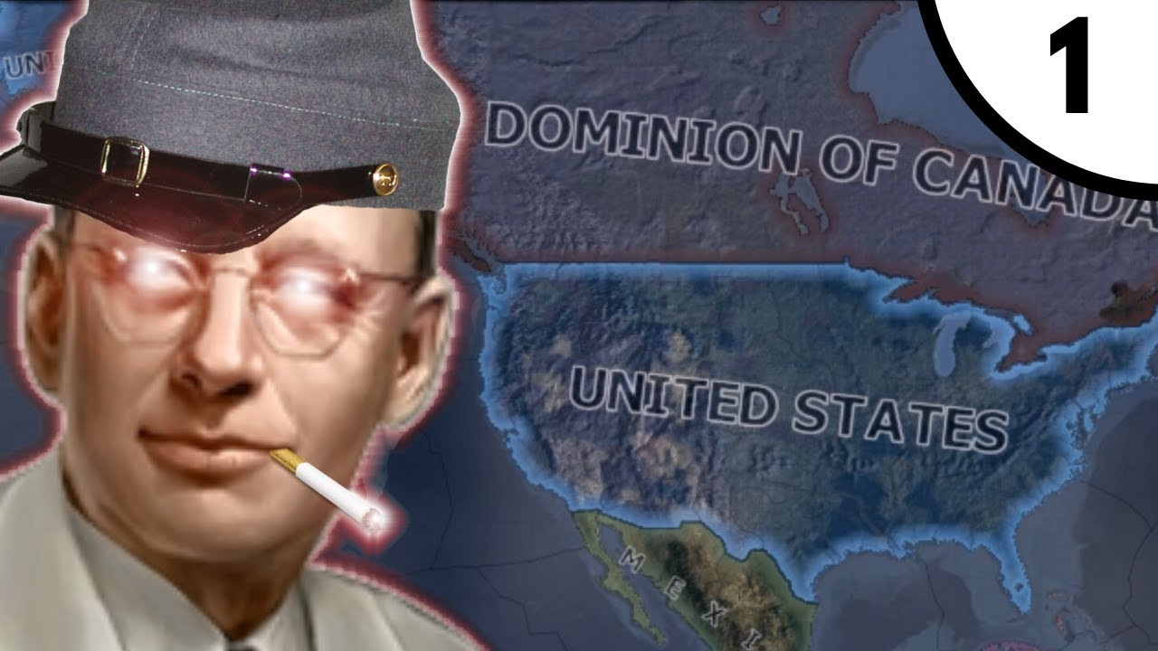 Look Away Dixie Land [Hoi4: Man the Guns: US Civil War] Ep  1