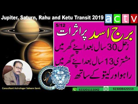 Jupiter, Saturn, Rahu & Ketu Transit 2019 - 2020 | Leo