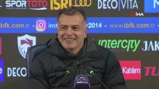 Murat Şahin: Hakemlerin iyi niyetli...    Başakşehir - Beşiktaş : 2-3