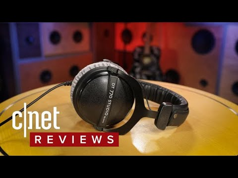 beyerdynamic dt 770 studio headphones youtube. Black Bedroom Furniture Sets. Home Design Ideas