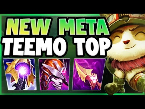 Download WTF! SEASON 11 CHANGES MAKE THIS NEW THICC TEEMO STRATEGY 100% BROKEN! - League of Legends Gameplay