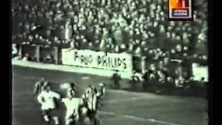 Real Madrid - Peñarol Copa Intercontinental 1966 (Primer tiempo)