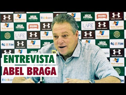 FluTV - Vasco 0 x 0 Fluminense - Coletiva - Abel Braga