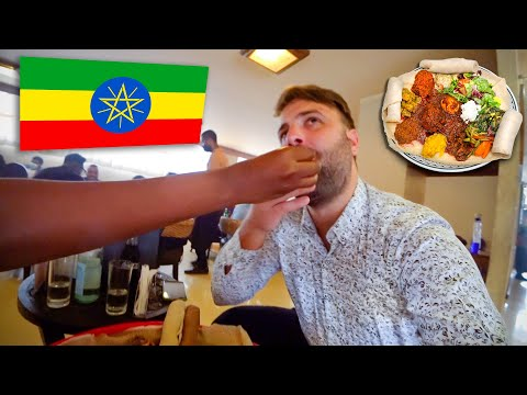 Ethiopian Homemade food VS Restaurant food 🇪🇹 Addis Ababa Ethiopia