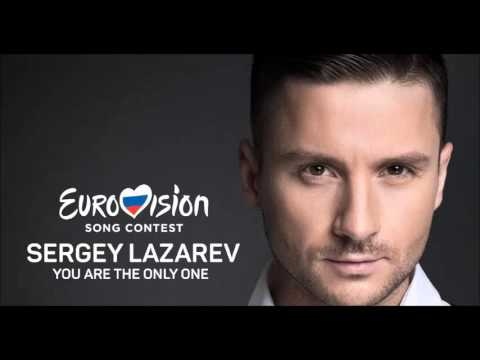 Сергей Лазарев - You Are The Only One (Eurovision 2016 Russia) (Karaoke/Instrumental)