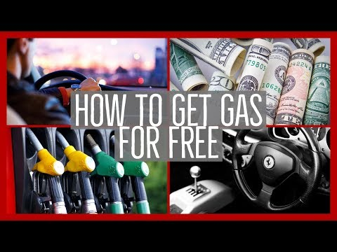 Top Ways To Get Gas For FREE - Double Your Income - Money Monday