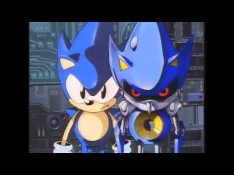 Sonic OVA: His World (Crush 40) [With Lyrics]