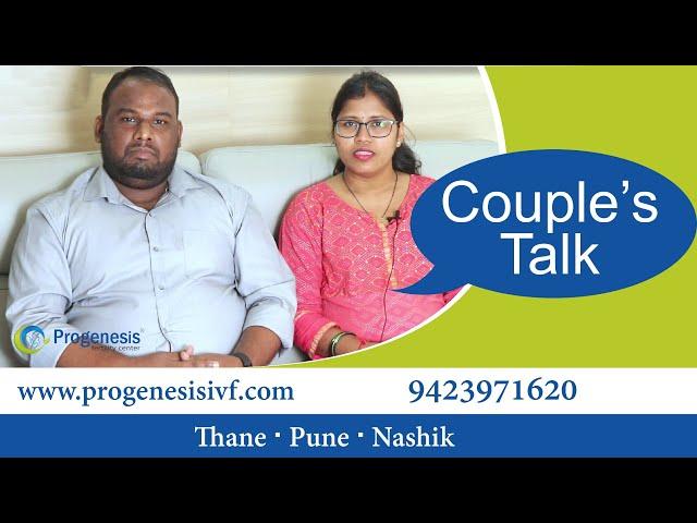 Progenesis #HappyFaces- Couple conceived Pregnancy after Multiple IUI Failure
