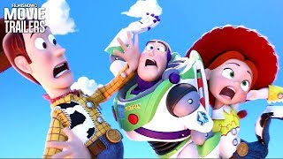 TOY STORY 4 Teaser Trailer (2019) - New Disney•Pixar Animation Movie