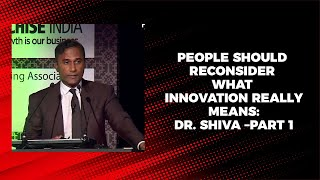 People should reconsider what innovation