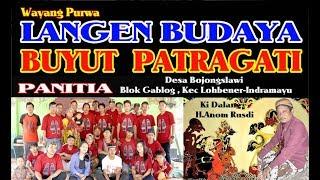 Download lagu LIVE WAYANG KULIT LANGEN BUDAYA Unjungan BUYUT PATRAGATI D S BOJONG SLAWI 29 SEP 2019 Malam MP3