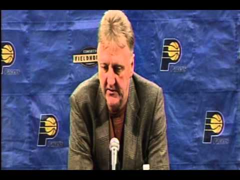 Pacers Replace O'Brien with Vogel