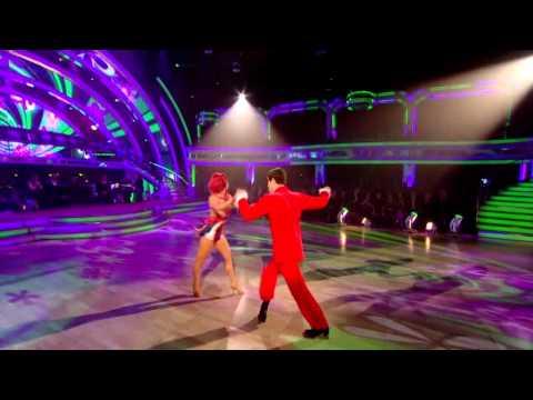 Matt Baker & Aliona Vilani  Jive  Strictly Come Dancing  Week 10
