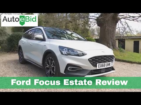 2019 Ford Focus Estate Review