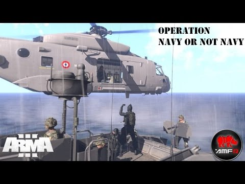 Team AMFR | Opération Navy or not Navy