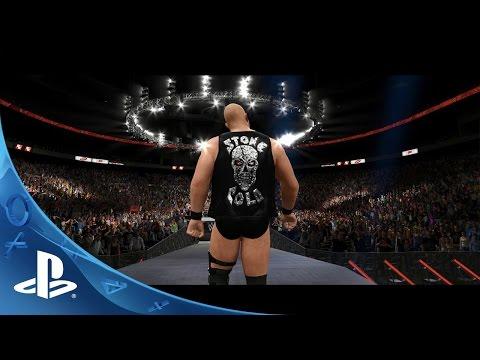 WWE 2K16 Trailer
