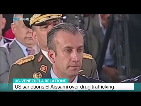 US-Venezuela Relations: US sanctions El Aissami over drug trafficking
