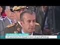 US-Venezuela Relations: US sanctions El Aissami over drug trafficking