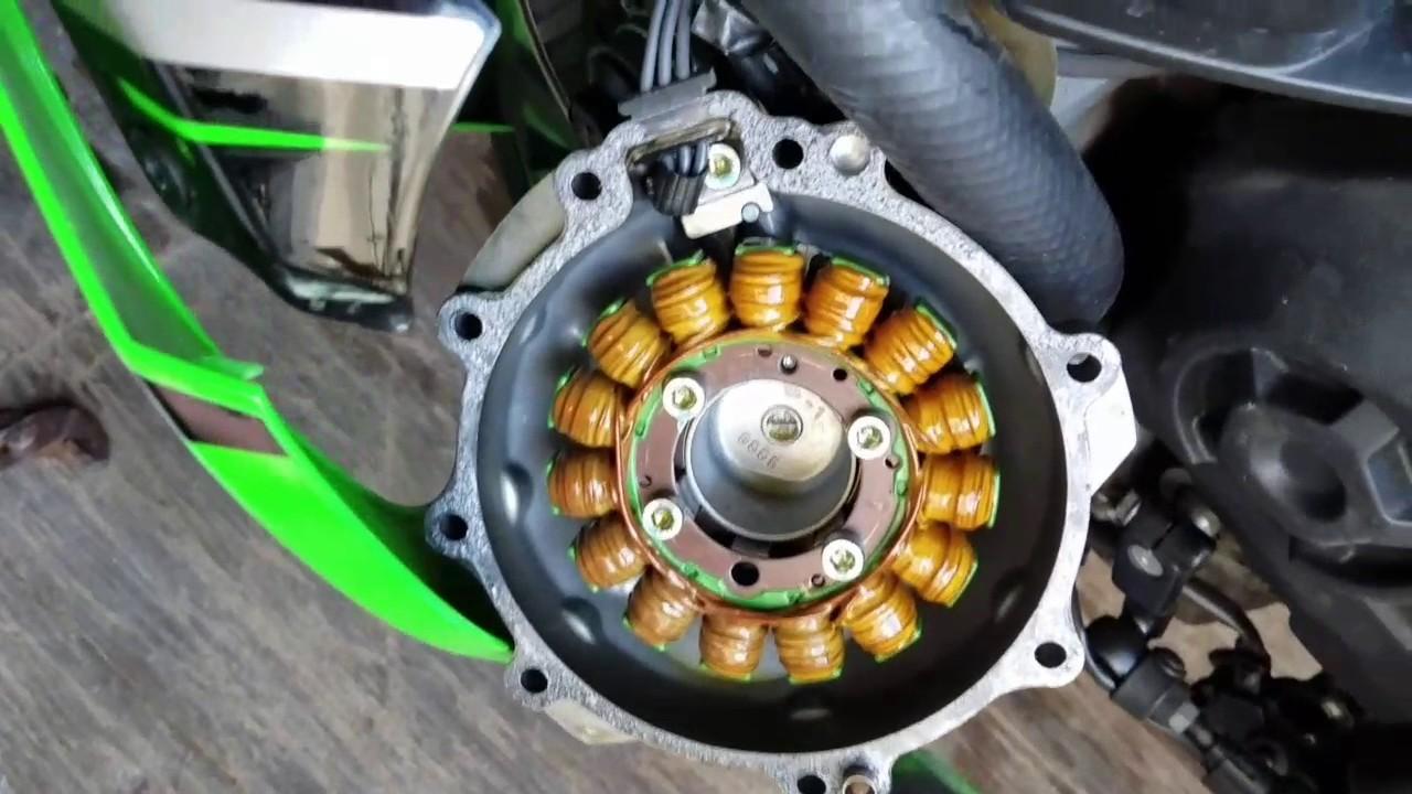 SOLVED: 2006 Kawasaki ZX-10R error code 34 - Fixya