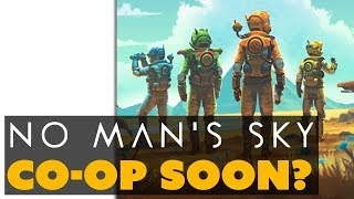 No Man's Sky FINALLY Getting Multiplayer? - Game News