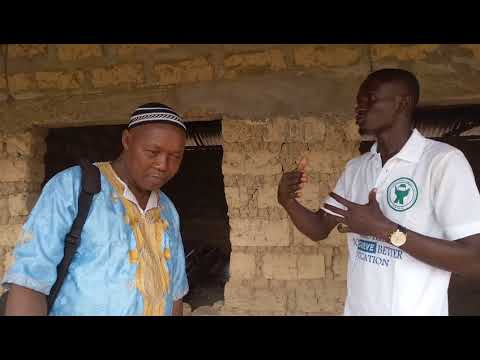 Interview with the supervisor of schools for Kori Chiefdom