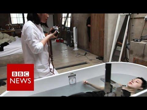 China's 'free and daring' young women - BBC News