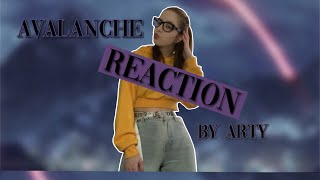 AVALANCHE By Arty - Reaction