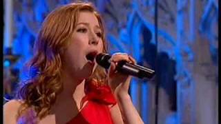 Hayley Westenra sings Whispering Hope