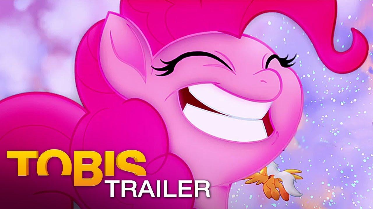 My little pony der oktober wird bunt jetzt im kino youtube for Little pony watches