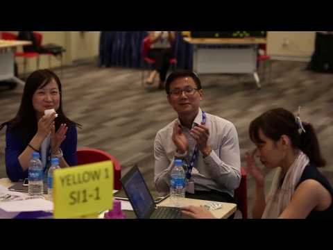 NTUC Singapore Mega Dive 2016
