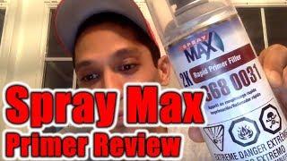 Spray Max Primer Review & Auto Body Q&A 8:30PM CST