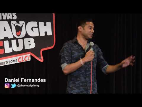 Rape Threats - Daniel Fernandes Stand-Up Comedy