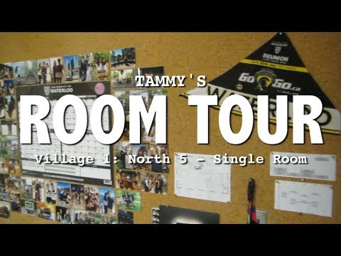 Tammy's Room Tour: Waterloo Residence - North 5, Single Room + Residence Q&A