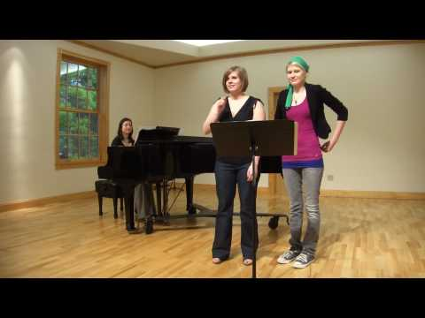 Bekah Story's Vocal Recital