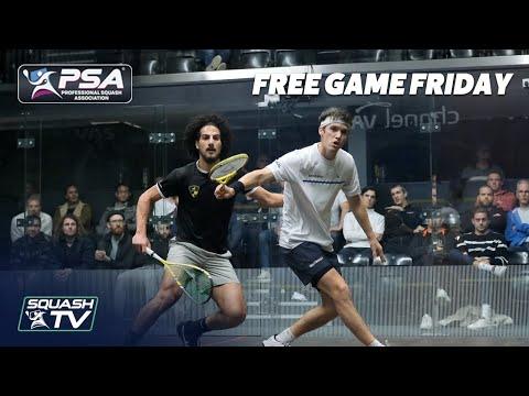 "Squash: ""UNBELIEVABLE RETRIEVING"" - Free Game Friday - Hesham V Simpson - Channel VAS 2019"