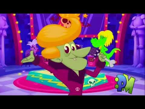 Смешной мультфильм для детей Волшебные друзья 8 серия Шоу монстров ужастики для детей