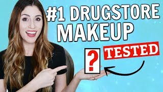 #1 Bestselling Drugstore Makeup | Is it worth the hype?!