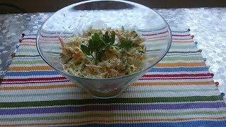 Салат из свежей капусты по- американски  (kfc сoleslaw)