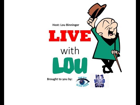 Live With Lou Radio Show April 21, 2018