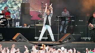 Wolfgang Petry - RUHRGEBIET - live auf Schalke -1998