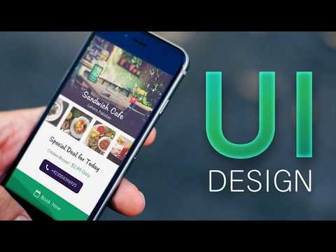 Top 6 UI Design Trends For Mobile Apps In 2018