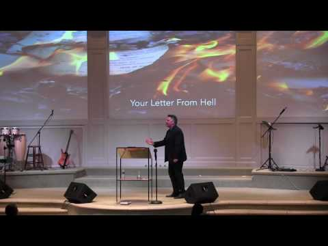 Glenn Eliseo - Your Letter From Hell-TPOG - the worship place