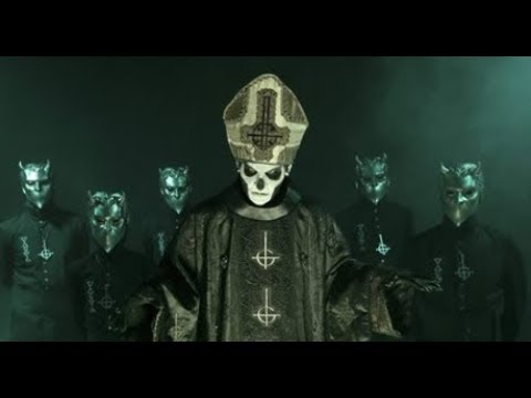 """GHOST announce huge North American 2018 tour - """"A Pale tour Named Death"""" ..!"""