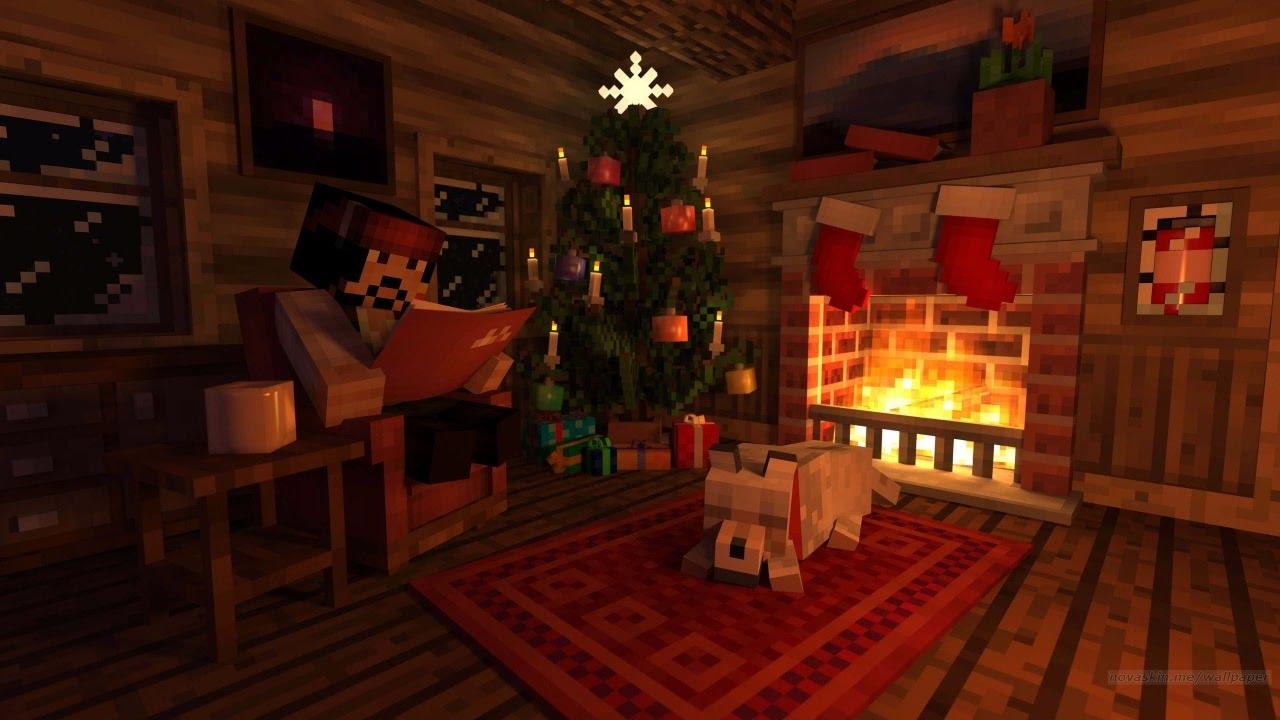 Minecraft pe Christmas countdown 2016 Episode 1 | Christmas town minecraft pe christmas special ...