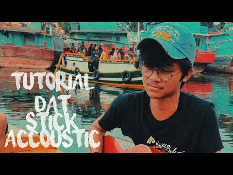 Tutorial guitar Rich Chigga - Dat $tick accoustic - versi (skinnyfabs)